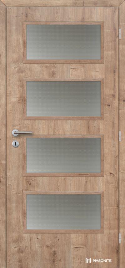 MASONITE - interiérové dveře DOMINANT