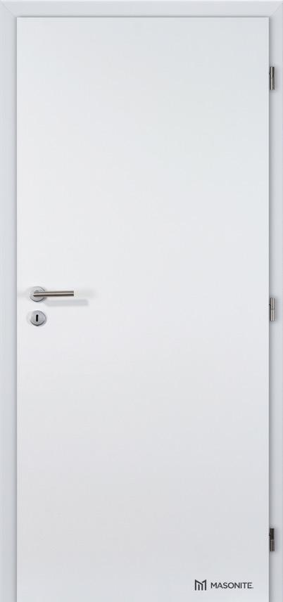 MASONITE - interiérové dveře PUR plné