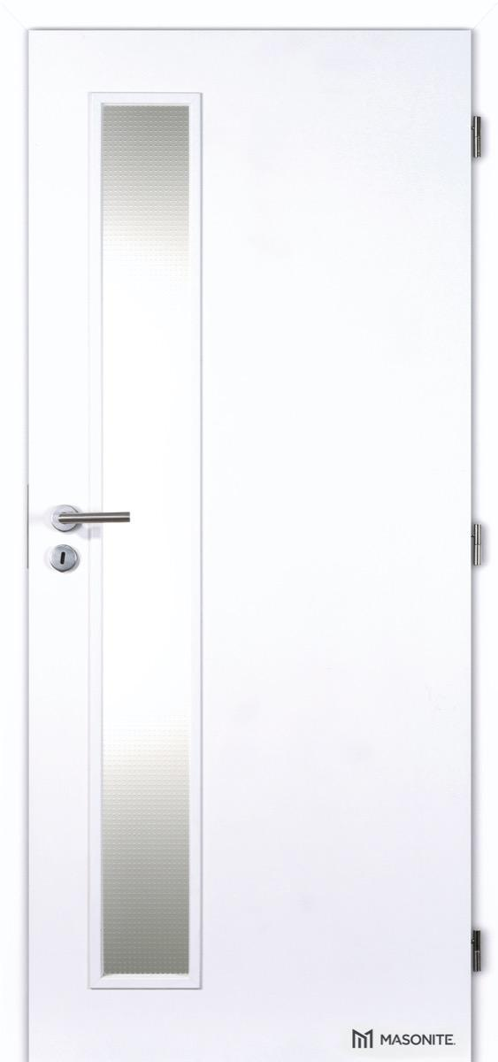 MASONITE - interiérové dveře PUR VERTIKA