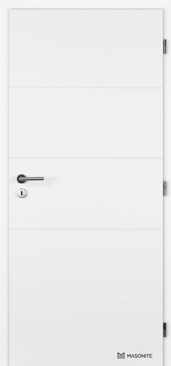 MASONITE - interiérové dveře PUR QUATRO plné