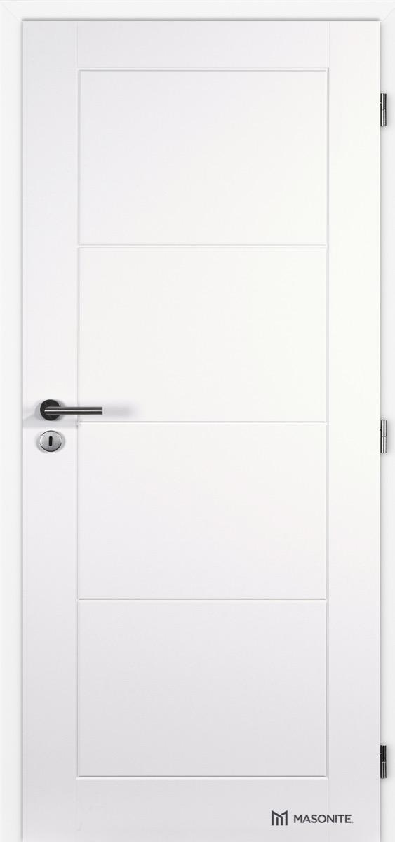 MASONITE - interiérové dveře PUR DAKOTA plné