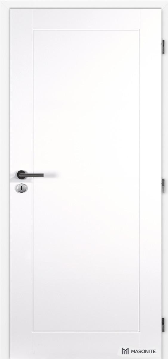 MASONITE - interiérové dveře PUR TAMPA plné