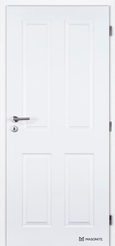 MASONITE - interiérové dveře PUR ODYSSEUS plné