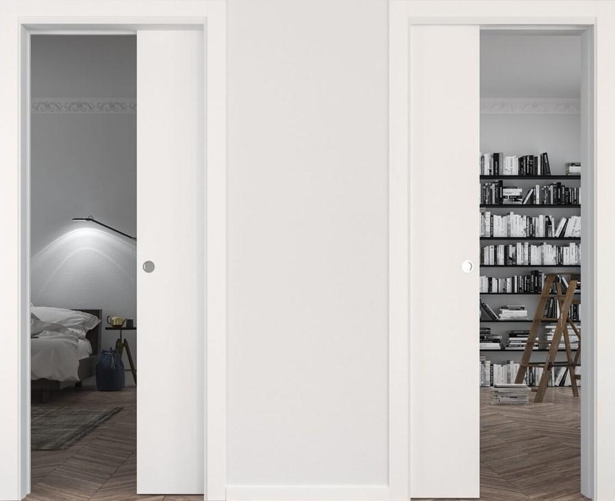 Stavební pouzdro Eclisse ZÁKRYT do zdiva