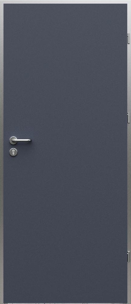 Interiérové dveře Porta AQUA včetně kovové zárubně - plné