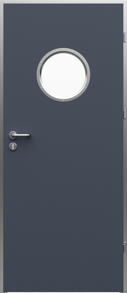 Interiérové dveře Porta AQUA včetně kovové zárubně - model 4