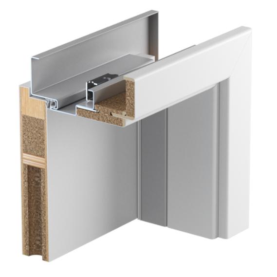 Obklad vnitřní vstupní zárubně PORTA PROJEKT BIS - pro dveře AGAT a OPAL, KWARC