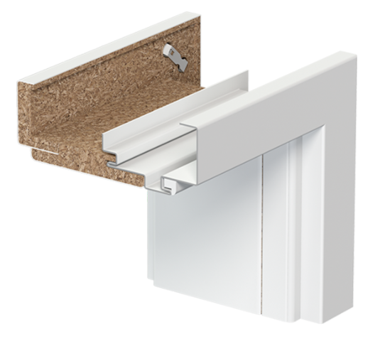 Obklad vnitřní vstupní zárubně PORTA PROJEKT PREMIUM - pro dveře AGAT, OPAL, KWARC