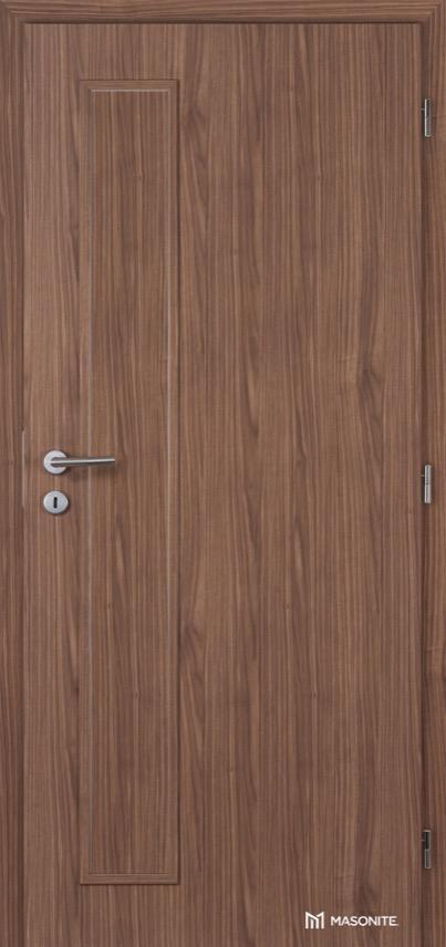 MASONITE - interiérové dveře VERTIKA plné