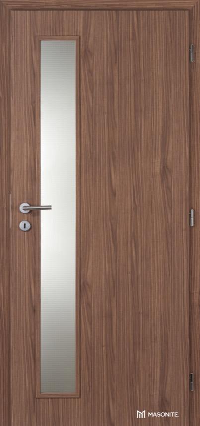 MASONITE - interiérové dveře VERTIKA