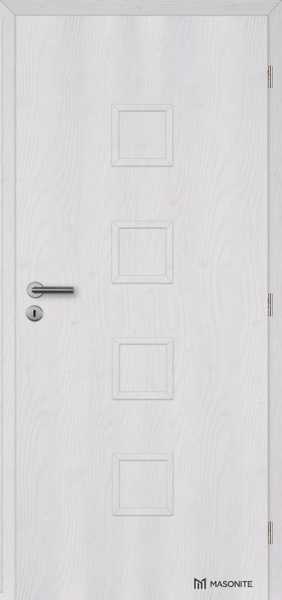 MASONITE - interiérové dveře QUADRA plné