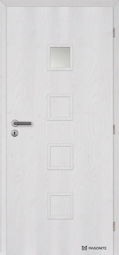 MASONITE - interiérové dveře QUADRA 1