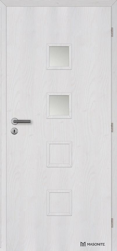 MASONITE - interiérové dveře QUADRA 2