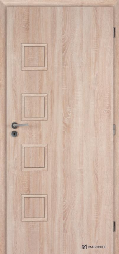 MASONITE - interiérové dveře GIGA plné