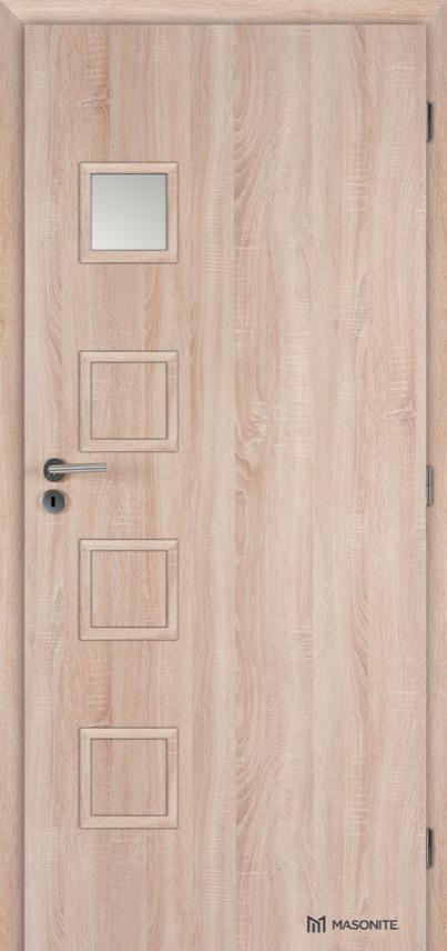 MASONITE - interiérové dveře GIGA 1