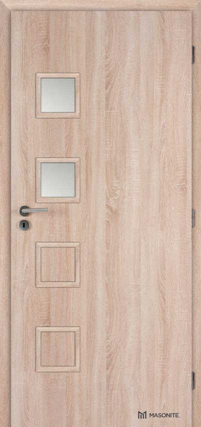 MASONITE - interiérové dveře GIGA 2