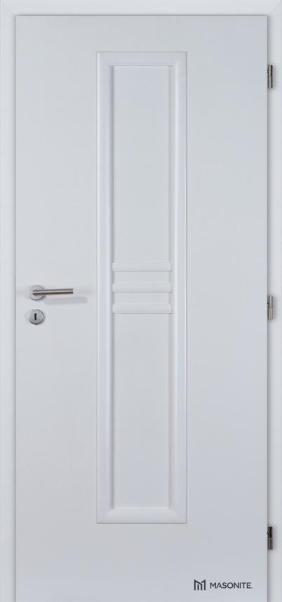 MASONITE - interiérové dveře STRIPE plné