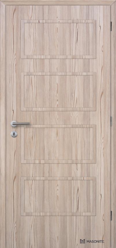 MASONITE - interiérové dveře DOMINANT plné