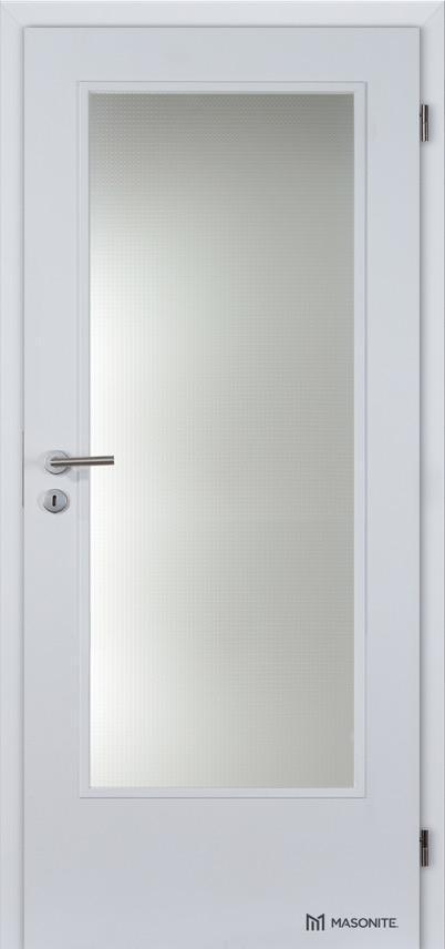 MASONITE - interiérové dveře 3/4