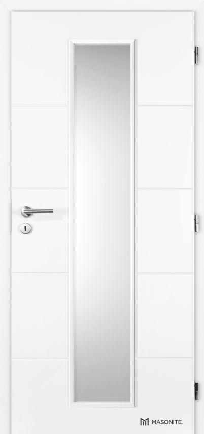 Interiérové dveře Masonite - Quatro Linea