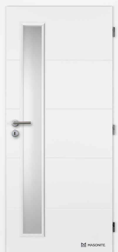 Interiérové dveře Masonite - Quatro Vertika