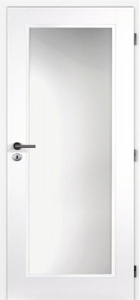 Interiérové dveře Masonite - Tampa sklo