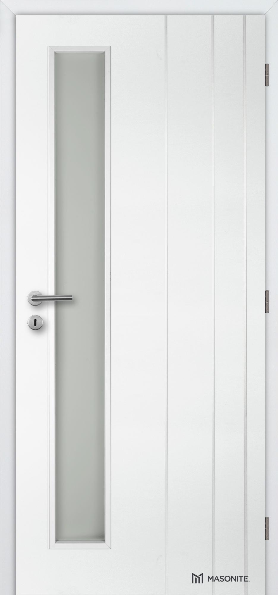 Interiérové dveře Masonite - Bordeaux Vertika