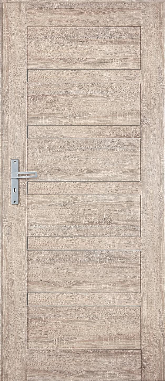 Interiérové dveře FRESNO 3 - sonoma