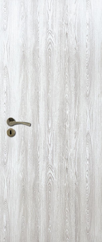 Interiérové dveře UNO - dub šedý