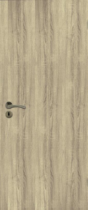 Interiérové dveře UNO - sonoma