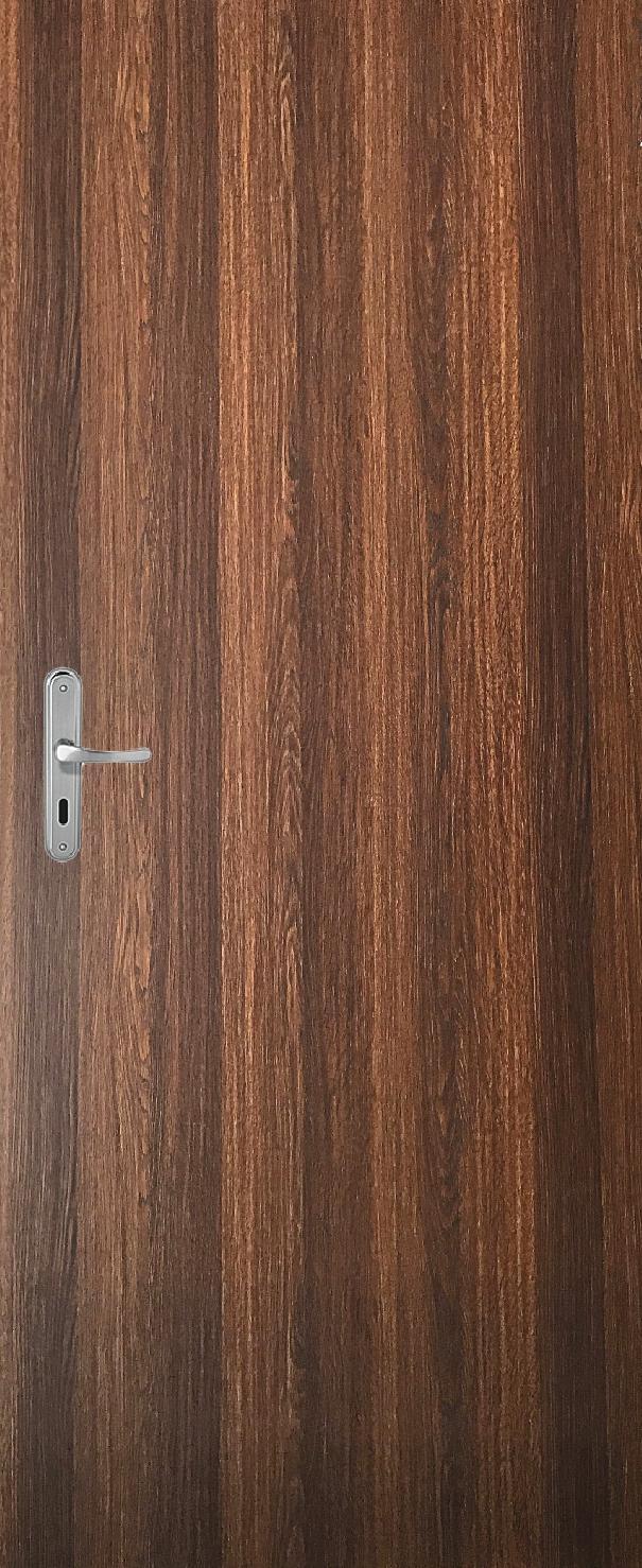 Interiérové dveře UNO - dub hnědý