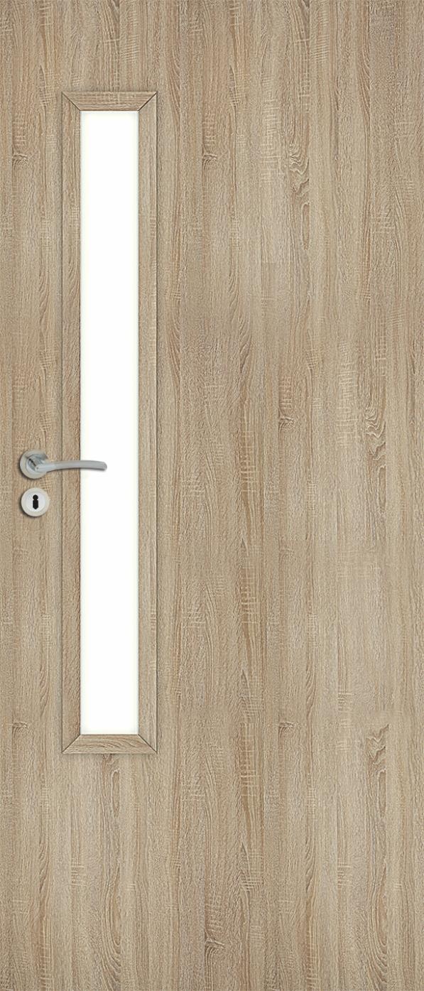 Interiérové dveře PRESTON - sonoma