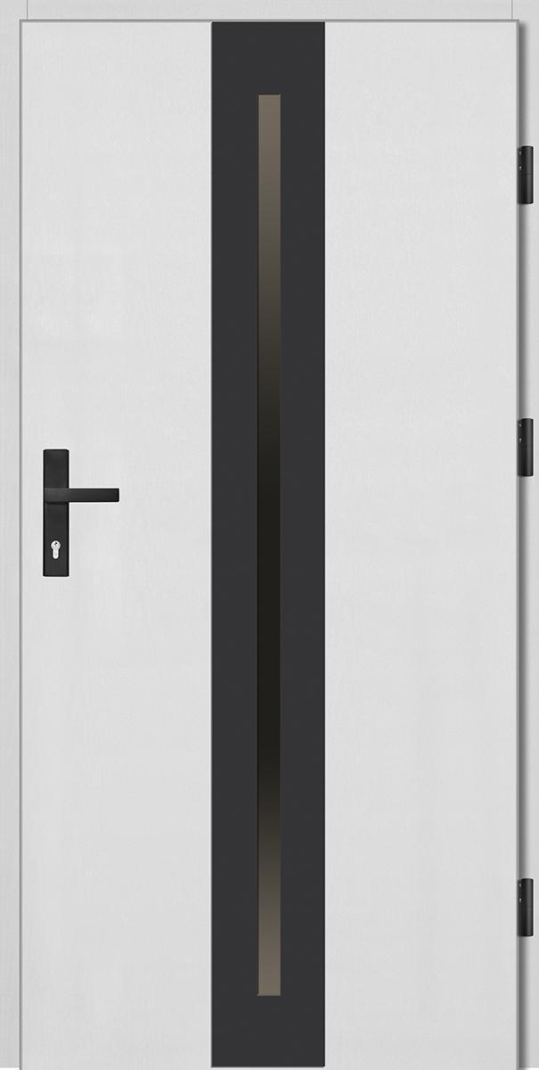 Vchodové venkovní dveře Setto MATTEO 92