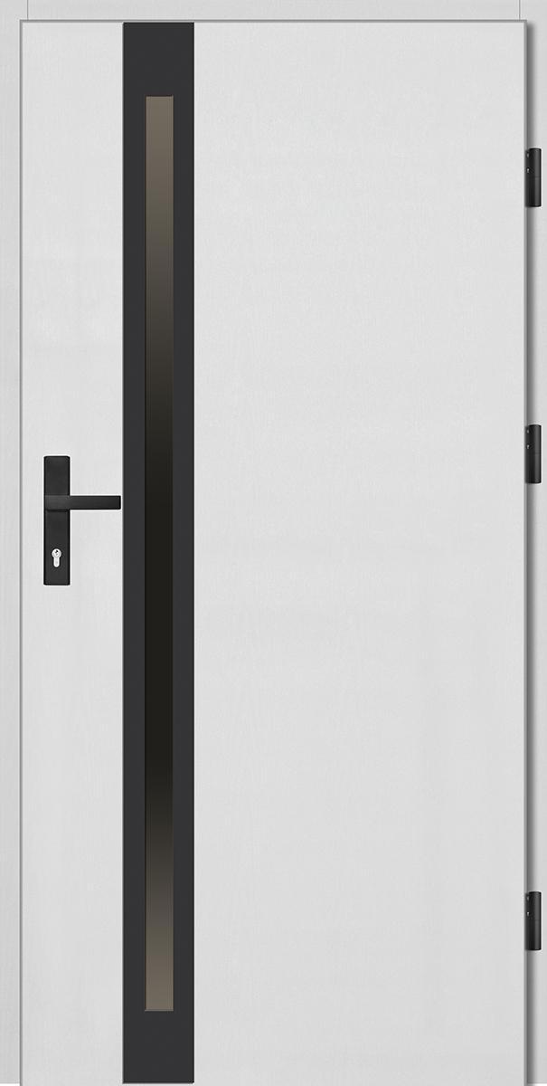 Vchodové venkovní dveře Setto MARCELLO UNO 92