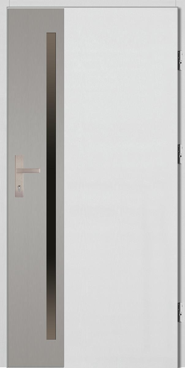 Vchodové venkovní dveře Setto APOLLO UNO 92
