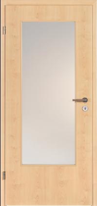 Interiérové dveře HÖRMANN Baseline Duradecor PROSKLENÉ DIN LA