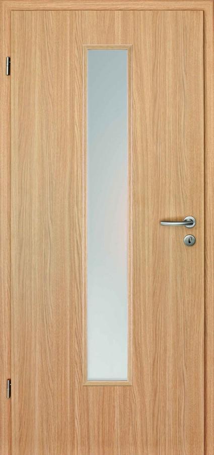 Interiérové dveře HÖRMANN Baseline Duradecor PROSKLENÉ LA 24