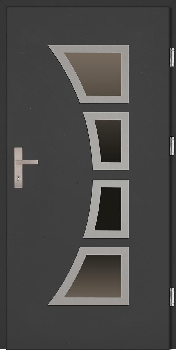 Vchodové venkovní dveře Setto MARIO PLUS