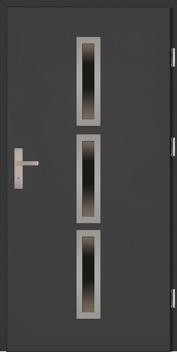 Vchodové venkovní dveře Setto VALENTINO PLUS