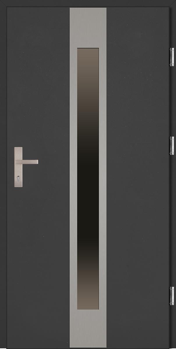 Vchodové venkovní dveře Setto SERGIO PLUS