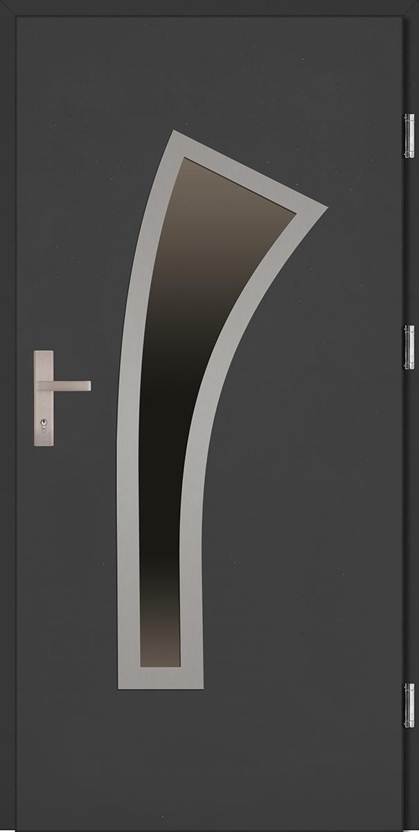 Vchodové venkovní dveře Setto LEONARDO PLUS