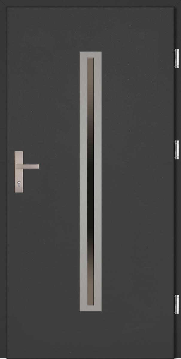 Vchodové venkovní dveře Setto PAOLO PLUS