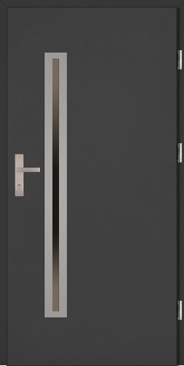 Vchodové venkovní dveře Setto PAOLO UNO PLUS