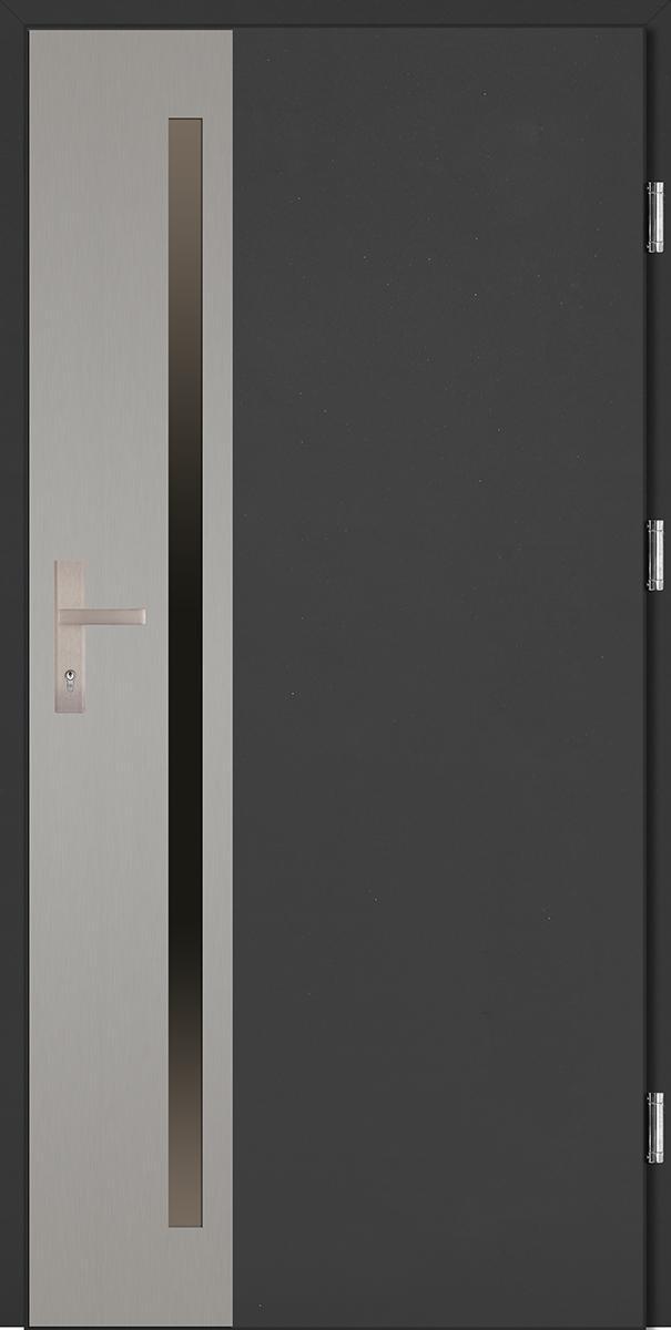 Vchodové venkovní dveře Setto APOLLO UNO PLUS