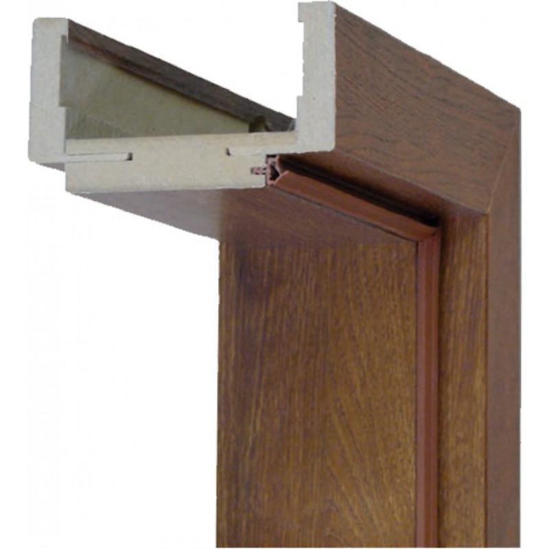 Nastavitelná obložka bezfalcová DRE - Laminát CPL výška 2110 mm a 2240 mm