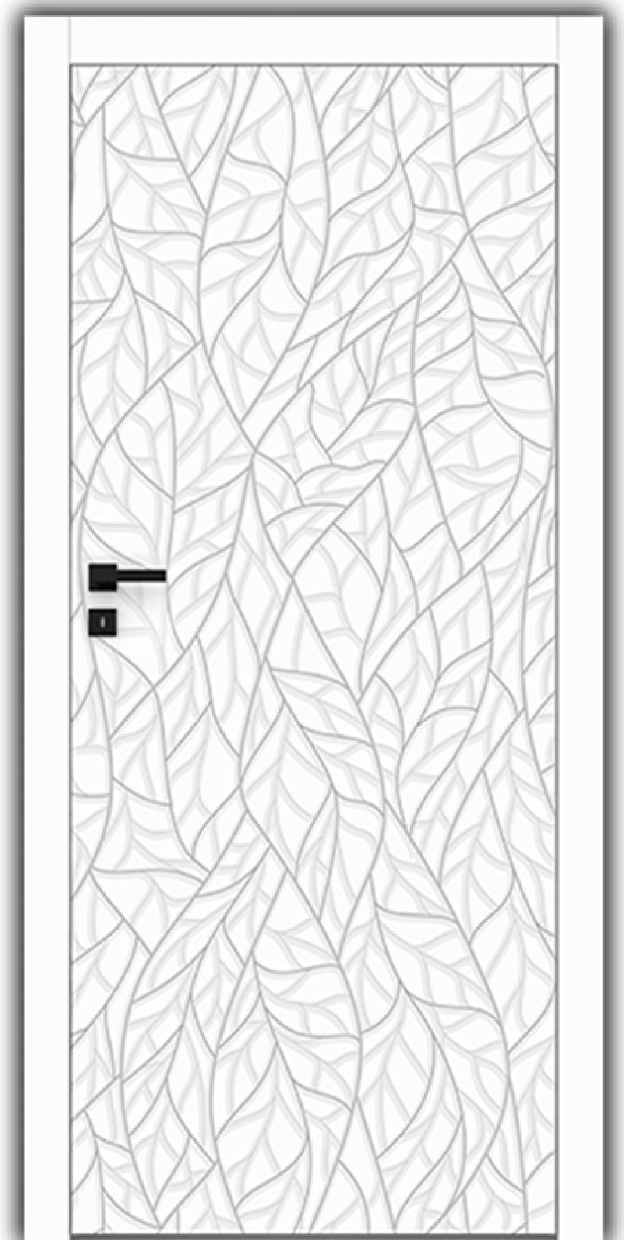 Interiérové dveře DRE GRAFI M1