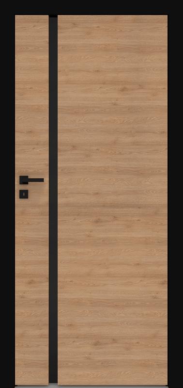 Interiérové dveře DRE Vetro E